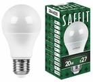 Лампа светодиодная Saffit SBA6020 55015, E27, A60, 20Вт