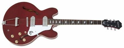 Полуакустическая гитара Epiphone Casino