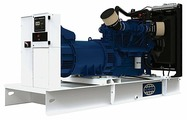 Дизельный генератор FG Wilson P715-3 (520000 Вт)