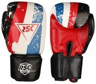 Боксерские перчатки RSC sport HIT PU, SB-01-146