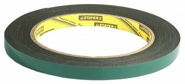 Клейкая лента монтажная STAYER 12233-09-05, 9 мм x 5 м