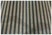 Придверный коврик Vebe Грязезащитный ZEBRA Special 61 золотисто-черный