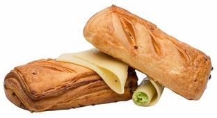 Бежицкий хлебокомбинат Хачапури, сыр