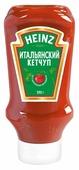 Кетчуп Heinz Итальянский с кайенским перцем, пластиковая бутылка