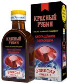 Компас Здоровья Масло льняное Красный Рубин