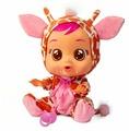 Пупс IMC toys Cry Babies Плачущий младенец Джиджи, 31 см, 90194