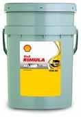 Моторное масло SHELL Rimula R4 L 15W-40 20 л