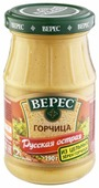 Горчица Верес Русская острая 190 г