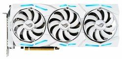 Видеокарта ASUS ROG GeForce RTX 2080 Ti 1350MHz PCI-E 3.0 11264MB 14800MHz 352 bit 2xDisplayPort 2xHDMI HDCP Strix Gaming OC White
