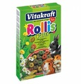 Лакомство для кроликов, грызунов Vitakraft Party Rollis