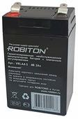 Аккумулятор ROBITON VRLA4-3 4В 3Ач