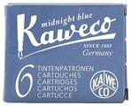Картридж для перьевой ручки Kaweco Ink Cartridges 6-Pack (6 шт.)