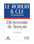 Dictionnaire Le Robert & Cle International