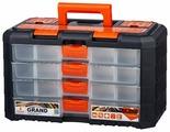 Ящик с органайзером BLOCKER Grand 4 секции BR3737 40x21.9x24.7 см