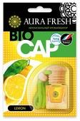 AURA FRESH Ароматизатор для автомобиля Bio Cap Lemon 6 мл