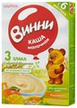 Каша Винни молочная 3 злака с манго и бананом (с 6 месяцев) 200 г