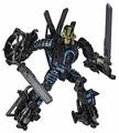 Трансформер Hasbro Transformers автобот Дрифт. 45. Коллекционное издение: делюкс (Трансформеры Дженерейшнс Studio Series) E4710