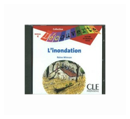 L'Innondation Audio CD Only. Level 4