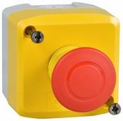 Пост кнопочный с кнопкой аварийного останова Schneider Electric, XALK198