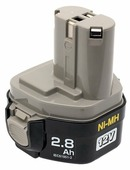 Аккумуляторный блок Makita 1235 12 В 2.8 А·ч