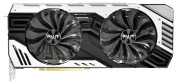 Видеокарта Palit GeForce RTX 2070 SUPER 1605MHz PCI-E 3.0 8192MB 14000MHz 256 bit HDMI HDCP JetStream