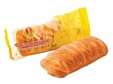 Первый хлебокомбинат Фаготтини с сырной начинкой