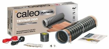 Электрический теплый пол Caleo PLATINUM 230-0,5-5,0 1150Вт