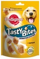 Лакомство для собак Pedigree Tasty Bites ароматные кусочки с курицей