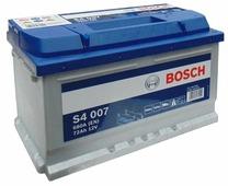 Автомобильный аккумулятор Bosch S4 007 (0 092 S40 070)