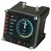 Панель Saitek Pro Flight Instrument Panel for PC