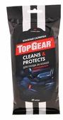 Top Gear Влажные салфетки для ухода за кожей 25 шт.
