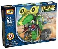 Электромеханический конструктор LOZ Dinosaurs 3017 Тиранозавр