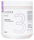 Паста для шугаринга Saona Cosmetics Expert Line 3 Мягкая