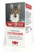 ЧИСТОТЕЛ Глистогон суспензия для кошек 5 мл