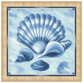 Алмазная живопись Набор алмазной вышивки Подарки моря (АЖ-1483) 15х15 см