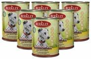 Корм для собак Berkley Паштет для собак. Кролик с овсяными хлопьями