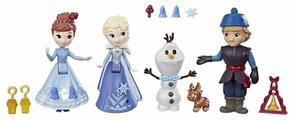 Фигурки Hasbro Холодное сердце - Олаф и холодное приключение C1921