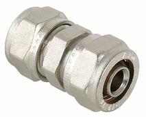 Фитинг обжим (цанговый) муфта VALTEC VTm.303.N.001616 16x16