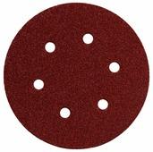 Шлифовальный круг на липучке Metabo 624008000 150 мм 5 шт