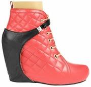Автопятка Heel Mate de Luxe для женской обуви на низкой танкетке, натуральная кожа