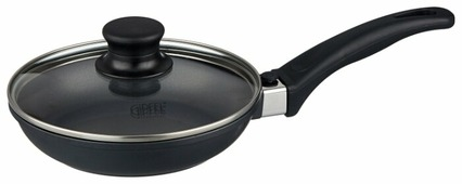 Сковорода GIPFEL Scelta 0546 20 см с крышкой