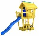 Домик Jungle Gym Crazy Playhouse CXL