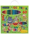 Centropen набор для рисования Quatro II (9396/60)