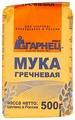 Мука Гарнец гречневая, 0.5 кг