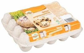 Яйцо перепелиное Globus пищевые столовые