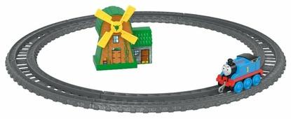 """Fisher-Price Стартовый набор """"Томас и ветряная мельница"""", серия TrackMaster, GFF09"""