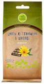 Цукаты Дары Памира из топинамбура в шоколаде