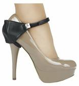 Автопятка Heel Mate de Luxe для женской обуви на каблуке, натуральная кожа
