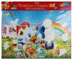 Color Kit Мозаика - стикеры 3D Утята (DF-A-6622)