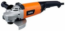 УШМ AEG WS 2200-230 DMS, 2200 Вт, 230 мм